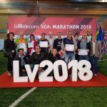 2018 Maratona Riga