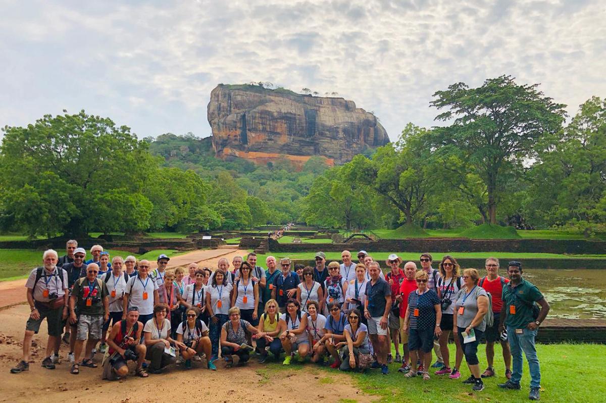 Sri Lanka Sigirya 2018